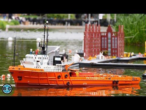 RC Offshoretreffen 2019 - SMC Hamburg - Planten Un Blomen