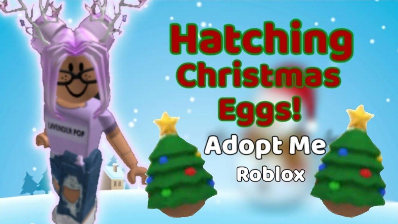 Buying Christmas Eggs!! -Adopt Me- (Roblox) - YouTube