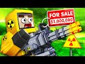 NEW Selling SECRET NUCLEAR WEAPONS In Virtual Reality (Weaponry Dealer VR Funny Gameplay)