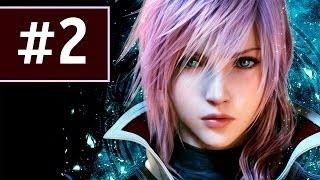 Lightning Returns: Final Fantasy XIII - Gameplay Walkthrough - Our New Pet Part 2