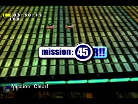 Sonic Adventure DX (GC) Sonic's Missions