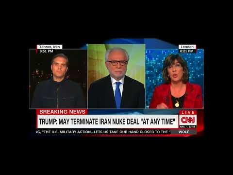 Mark Dubowitz on Trump's decertification of the JCPOA - CNN's Wolf Blitzer
