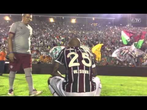 FluTV - Bastidores da final da Copa da Primeira Liga - Fluminense 1 x 0 Atlético-PR - Apito Final