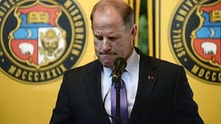 University of Missouri President Resigns Over Racism