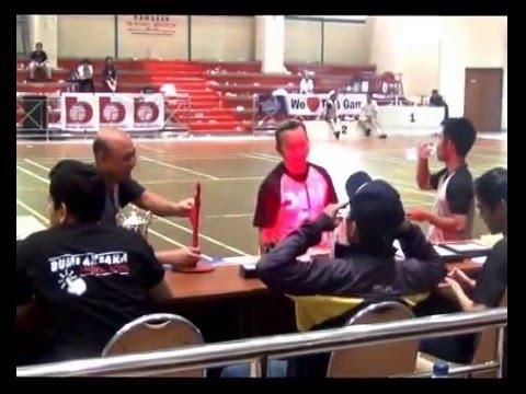 PERBASI Jakarta Timur   Wasit Pertandingan