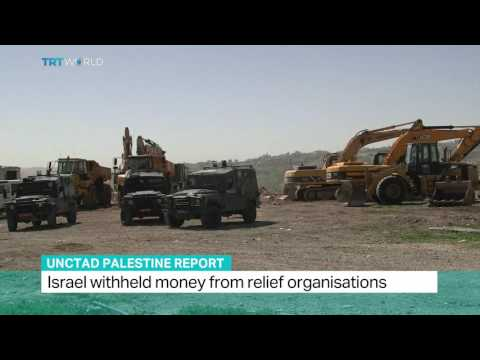 Interview with Mahmoud El Khafif on UNCTAD Palestine Report