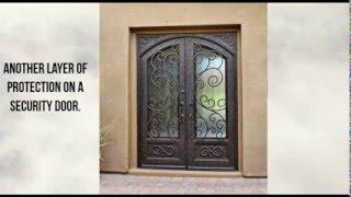 Security Doors Roseville Michigan | Great Lakes Security Hardware