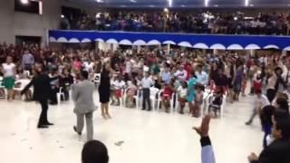 Cantora Lucely Uchoa em BREU BRANCO PA