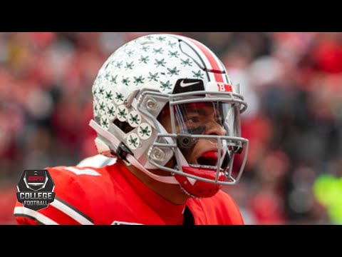 Ohio State Tops LSU In The College Football Playoff Top 25 Rankings | College Football On ESPN