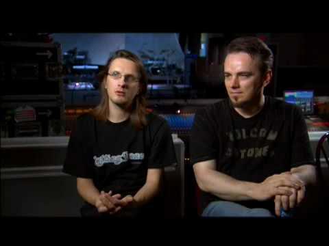 PORCUPINE TREE 5.1 Sorround Sound Interview '07