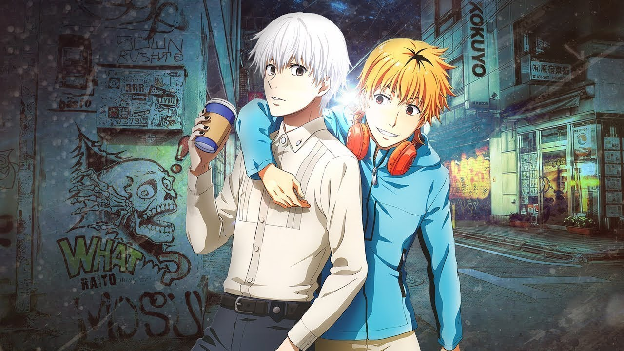 Anime4you Tokyo Ghoul