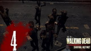 The Walking Dead: Survival Instinct | Walkthrough / Detonado Parte 4 - Sem Gasolina :S