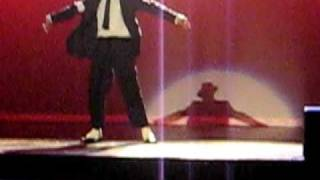Michael Jackson Impersonator-Dangerous (school talent show)