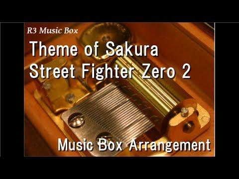 Theme of Sakura/Street Fighter Zero 2 [Music Box]