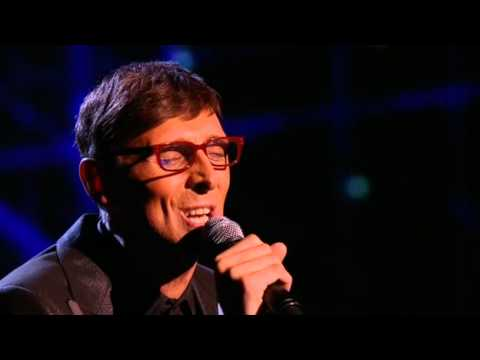 Johnny Robinson singing for life unchained melody X Factor UK 2011