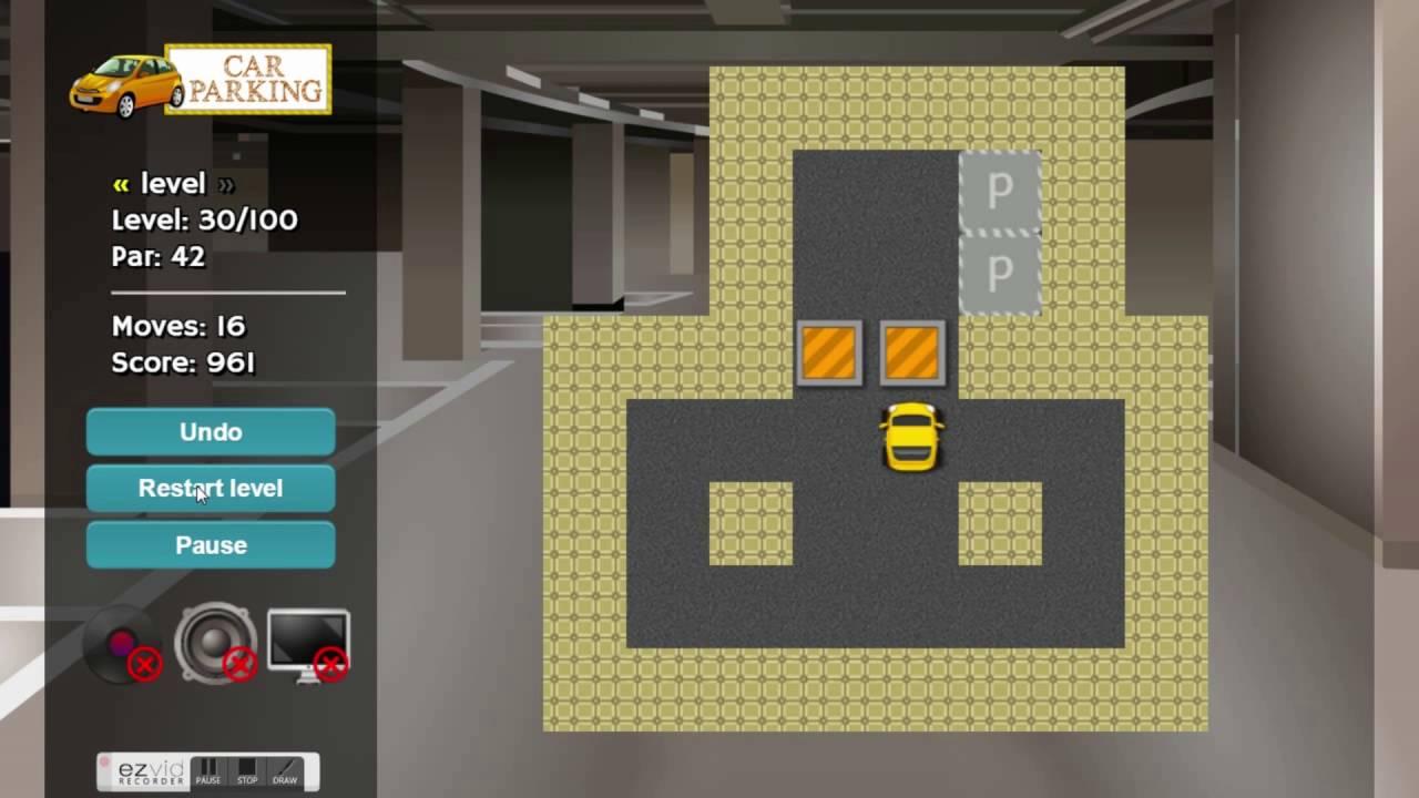 Mindgames Car Parking Walk Through