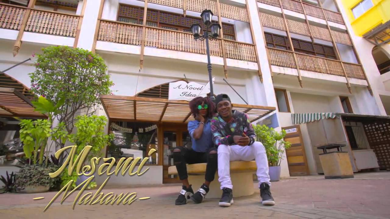 Download Msami Baby Mabawa Official Music Video