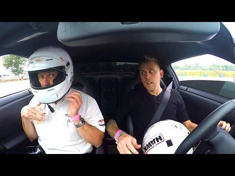 Thumbnail: TRACK DAY WITH THE GTR!!