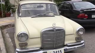 Mercedes Benz 230 W110 1965