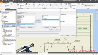 AUTODESK INVENTOR CENTRIFUGAL FAN 06 - 10 DRAWING PARTE 02