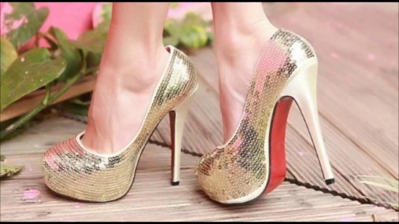 afe355325 كوتشيات احذية سواريه نسائية روعة واخر شياكة تجنن موضة 2017 - YouTube
