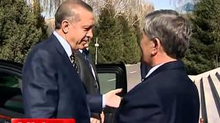 'Hoşgeldin Tayyip Ağabey'