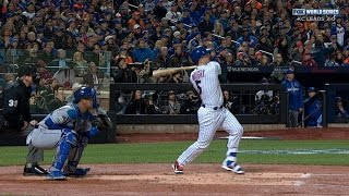 Wright connects for a two-run homer
