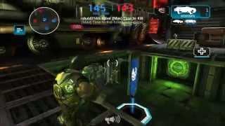 Shadowgun Deadzone Slade Gameplay #1