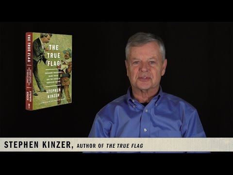 Stephen Kinzer Discusses the Birth of American Empire