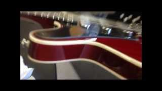 Unboxing: My Red Special Guitar
