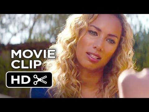 Walking On Sunshine Movie CLIP - Elaina & Enrico By The Pool (2014) - Leona Lewis Movie HD