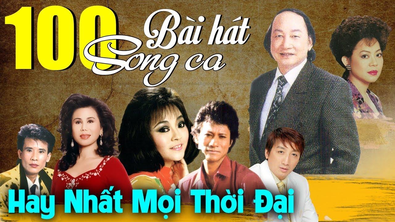 DUY KHÁNH, CHẾ LINH, GIAO LINH, THANH TUYỀN – 100 Bài Hát Song Ca Nhạc Xưa Hay Nhất Mọi Thời Đại