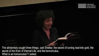 Jeanette Winterson at the Edinburgh International Book Festival