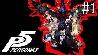 【PS4】「ペルソナ5」実況プレイ