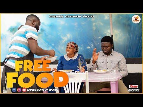 FREE FOOD ft Makon??( Episode 45)