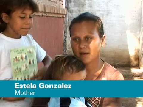 UNICEF: Vaccination Week in the Americas: Estela's story