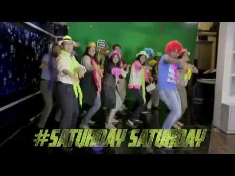Saturday Saturday - Humpty Sharma Ki Dulhania | Mad Office Version | Varun, Alia, Badshah, Akriti