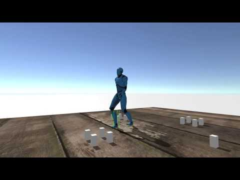 Assets - DeepMotion Avatar: The Rise of Physically Simulated