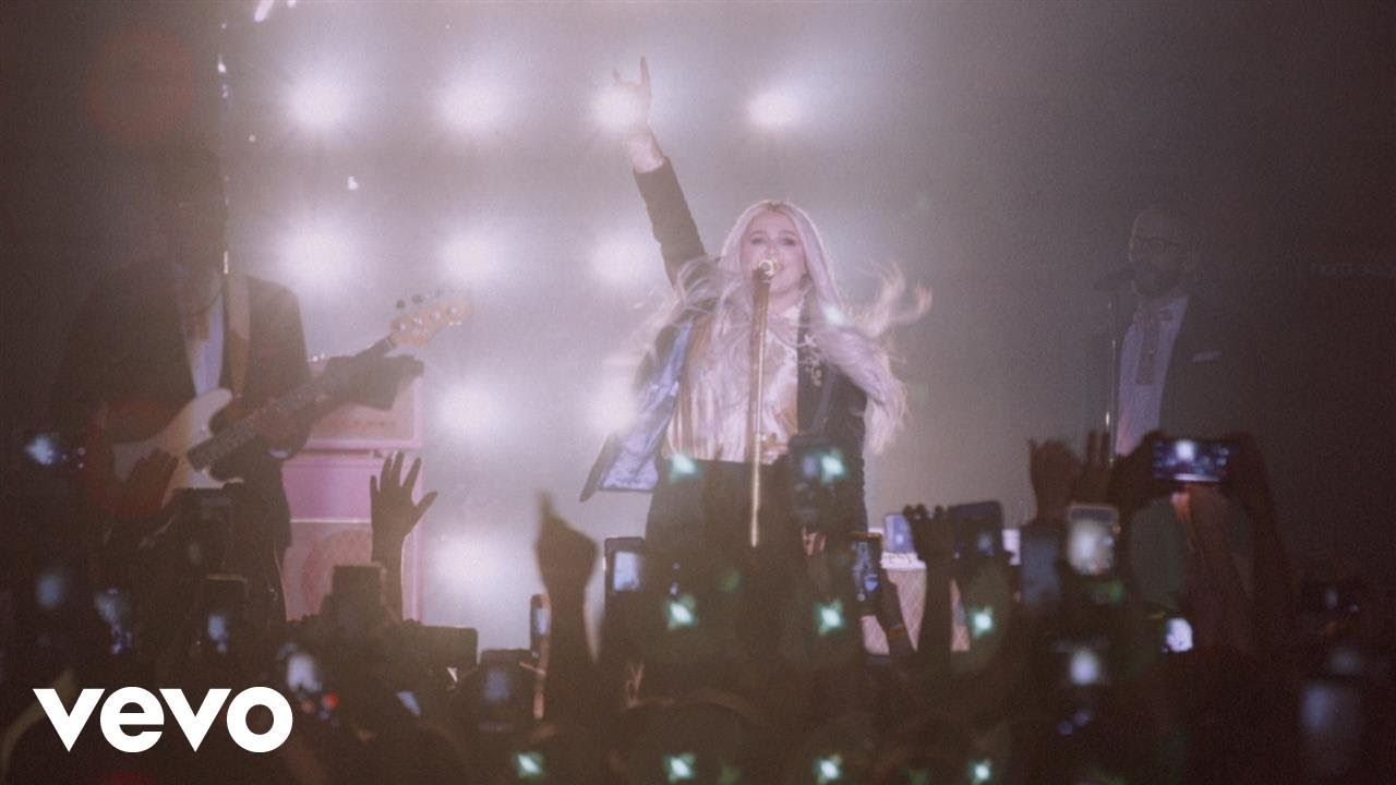 Kesha - Woman (Live Video)