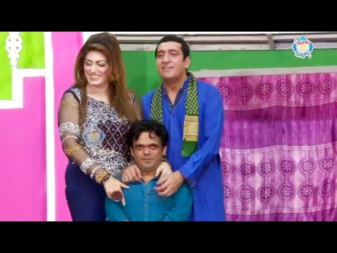 Best Of Zafri Khan and Vicky Kodu With Asha Choudhry Stage Drama Comedy Clip 2020