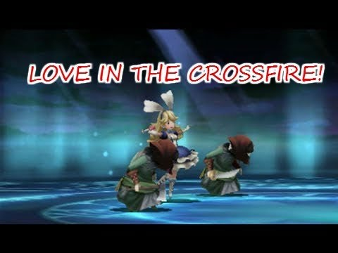 LOVE IN THE CROSSFIRE Bravely Default for 10 minutes