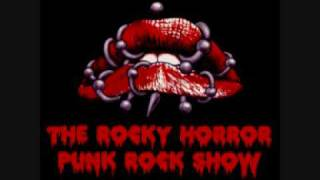 Sweet Transvestite - Rocky Horror Punk Rock Show