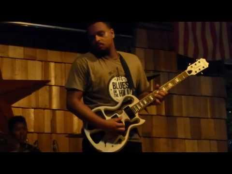 Jarekus Singleton - Cissy Strut - 8/19/16 Smokehouse Live - Leesburg, VA