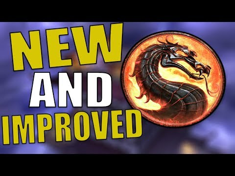 An Overview Of The NEW Mortal Kombat Encyclopedia! thumbnail