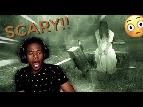 TOP 10 SCARY THINGS CAUGHT ON SECURITY CAMERAS!! (REACTION)