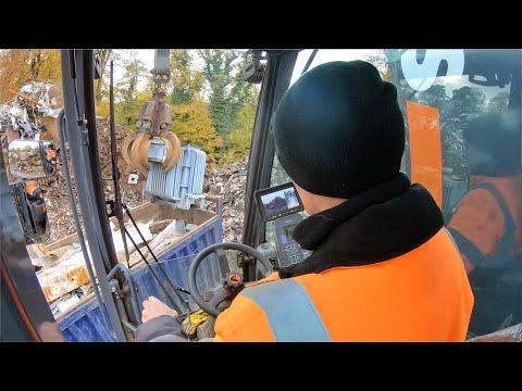 Material Handler Operators View