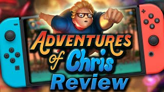 Adventures of Chris Review | Nintendo Switch, PC (Video Game Video Review)