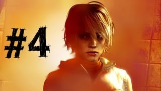Silent Hill 3 - FREAKY SPLIT WORM BOSS! - Gameplay Walkthrough Part 4