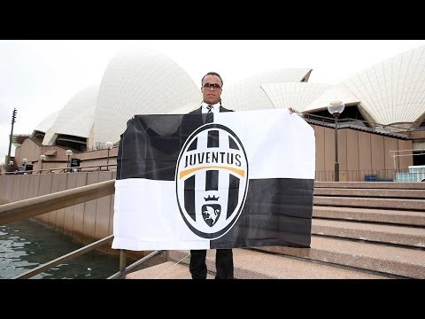 Edgar Davids. Una Juventus Legend in Australia - A Juventus legend in Australia