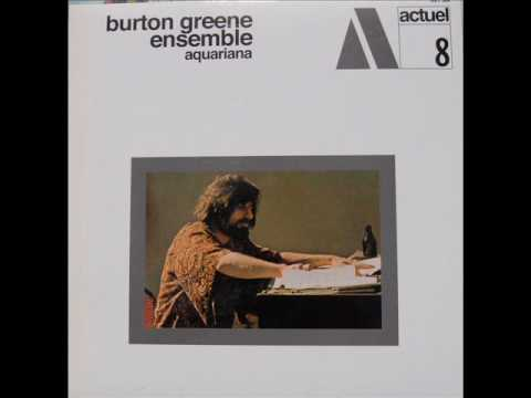 Burton Greene - From 'Out of Bartok' (1969)